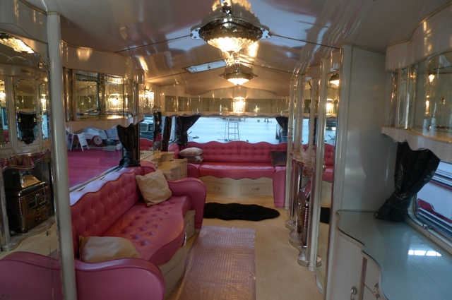 Elegant Luxury Caravans Interiors