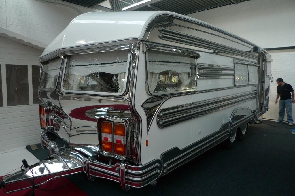 Roma Caravans For Touring